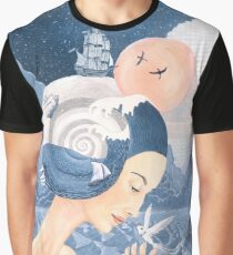 Sound of Sea Graphic T-Shirt