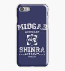Midgar Academy iPhone Case/Skin