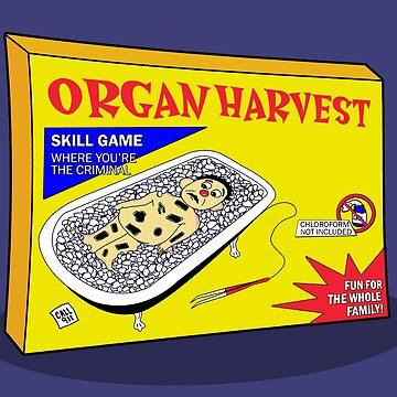 Organ Harvest by graffd02