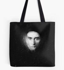 Franz Kafka - Digital Painting Tote Bag