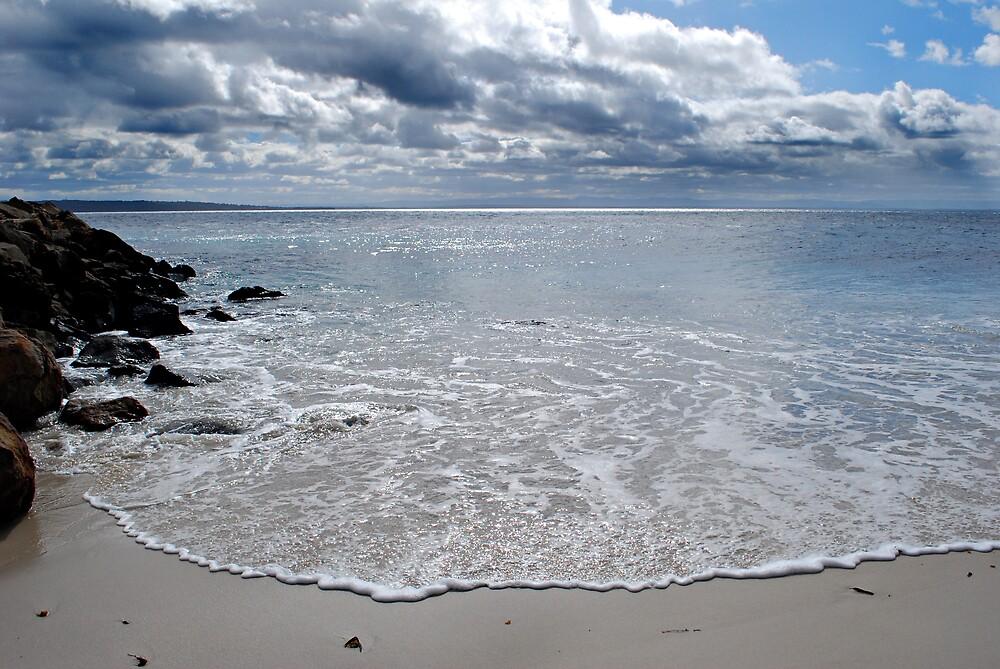 Murrays Beach by Peta Jade