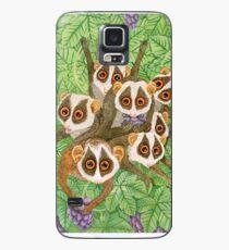 Funda/vinilo para Samsung Galaxy Familia de Monkey Loris