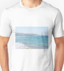 Light blue water of the sea T-Shirt