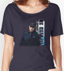 MC Grindah Kurupt fm Women's Relaxed Fit T-Shirt