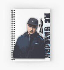 MC Grindah Kurupt fm Spiral Notebook