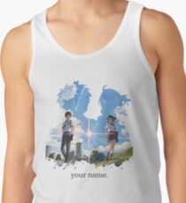 Kimi no na wa  your name. Tank Top