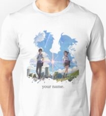 Kimi no na wa  your name. Unisex T-Shirt