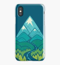 The Road Goes Ever On: Summer iPhone Case
