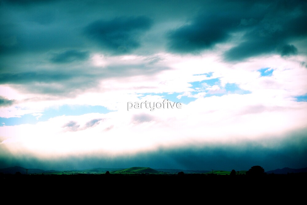 storm clouds.. by partyofive