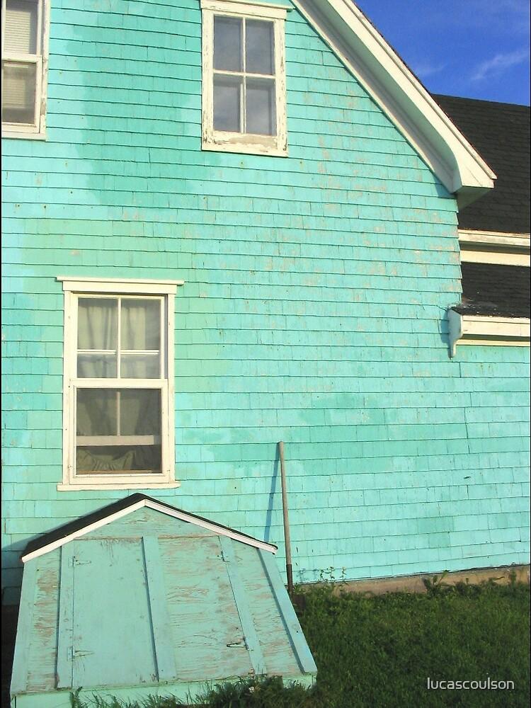 """Auberge Bleu 2"" by lucascoulson"
