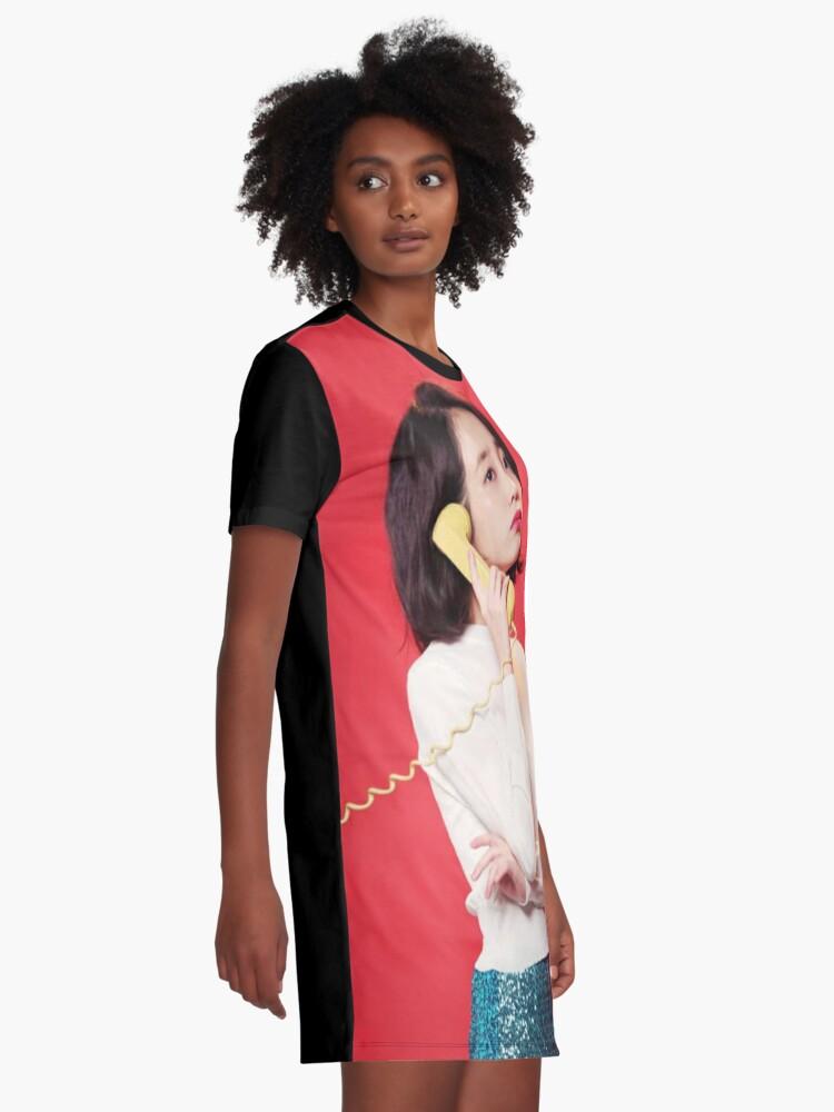 Alternative Ansicht von IU - Palette T-Shirt Kleid