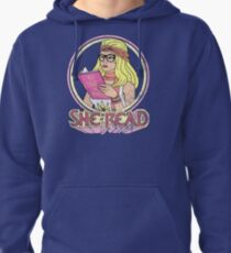 She-Read Pullover Hoodie