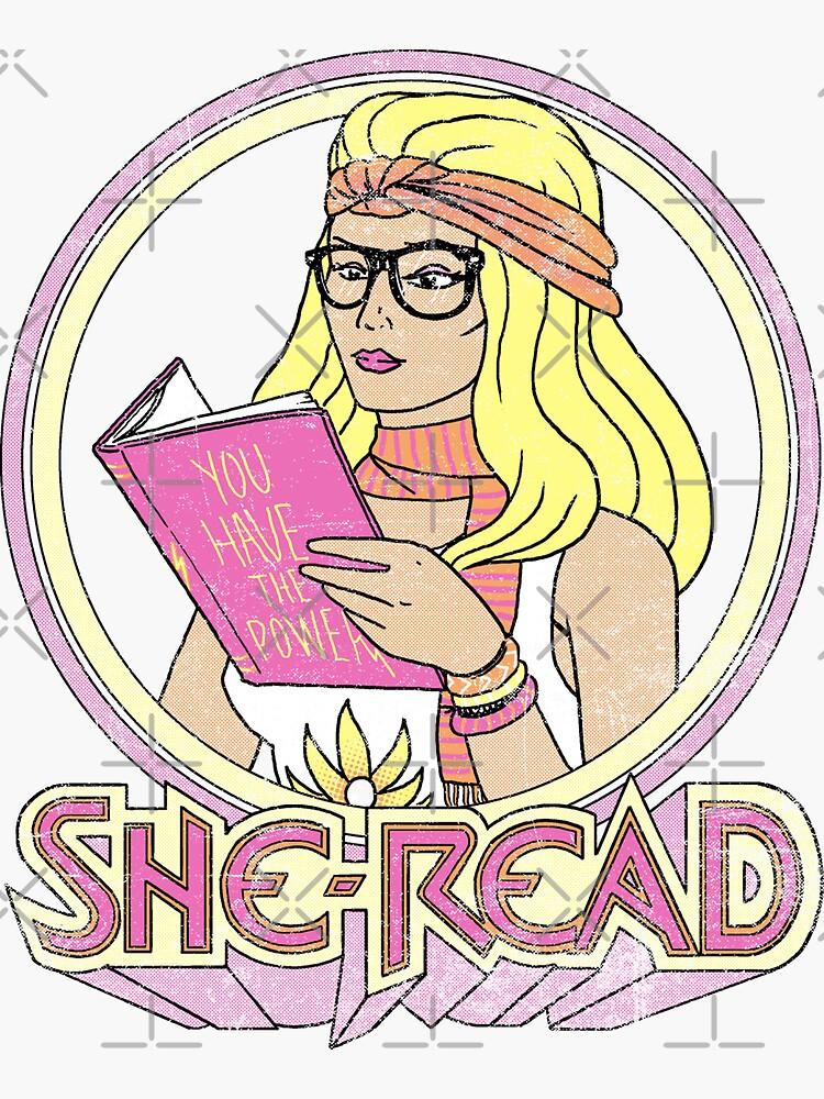 She-Read by wytrab8
