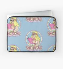 She-Read Laptop Sleeve