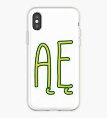 ĄĘ  - Polish alphabet iPhone Case