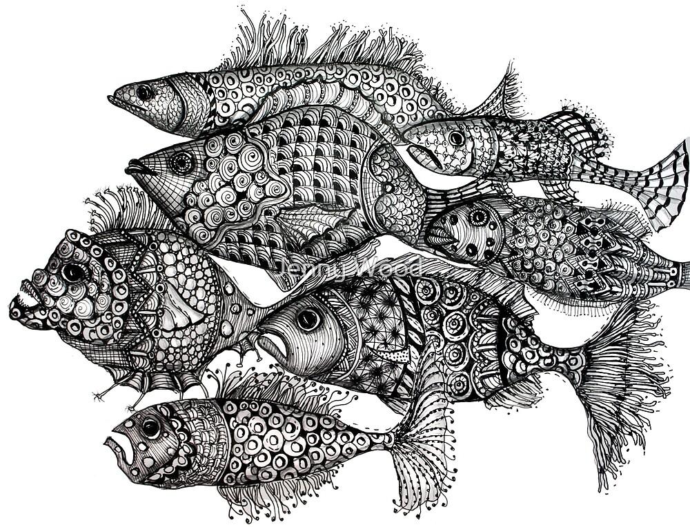 Poisson by Jenny Wood