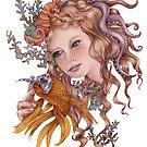 Sea Nymph by Susan Robinson
