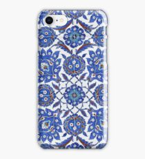 Azulejo Azul iPhone Case/Skin