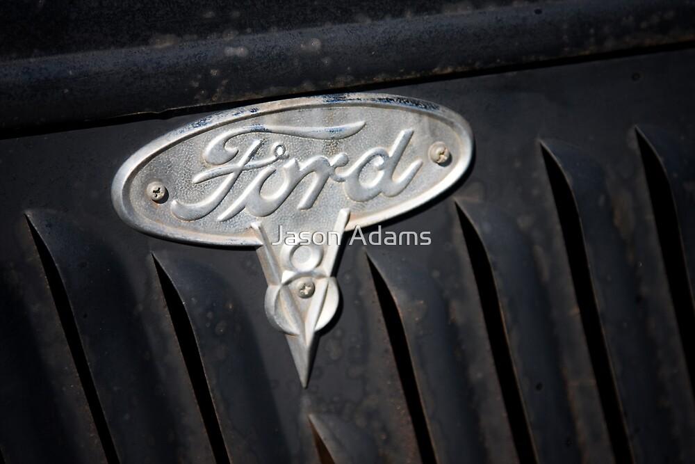 Ford V8 by Jason Adams