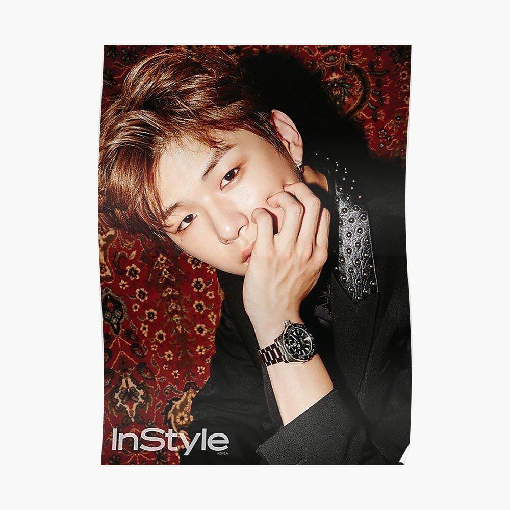 QUIERE UNO x Instyle Korea ft. Kang Daniel (강 다니엘) Póster