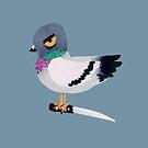 Murder bird by hellocloudy