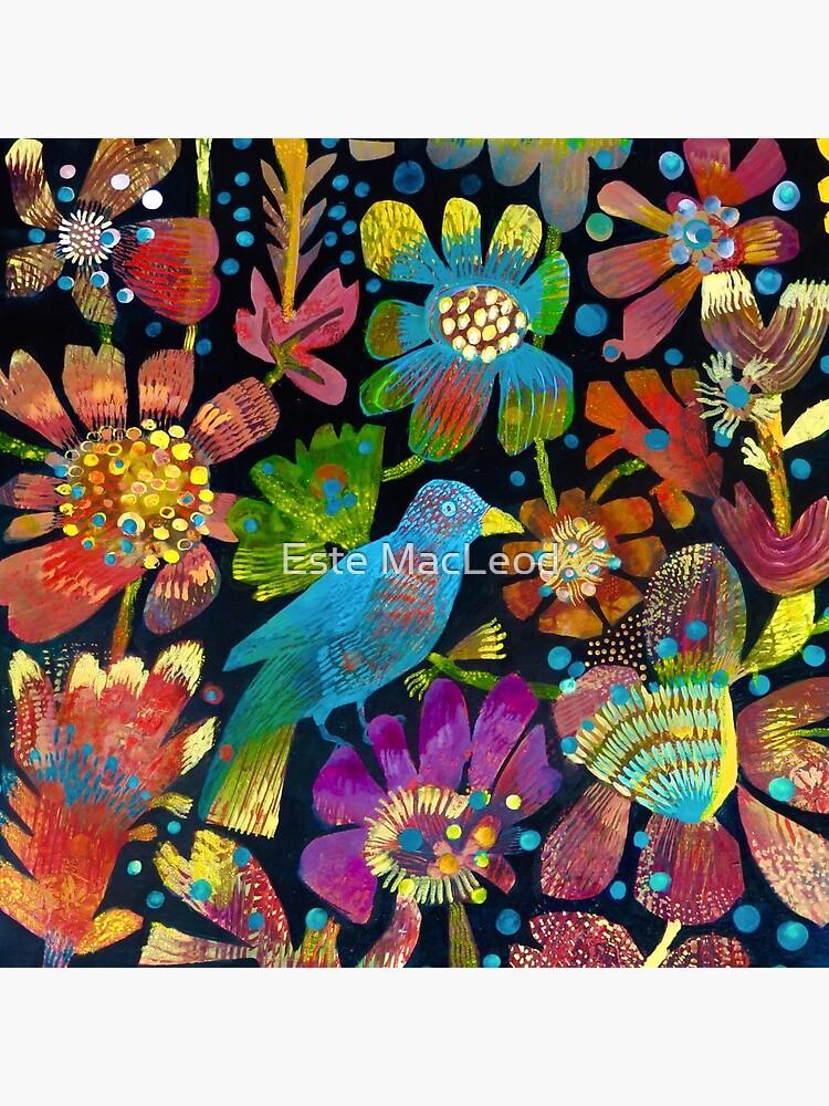 Tropical bird by EsteMacleod