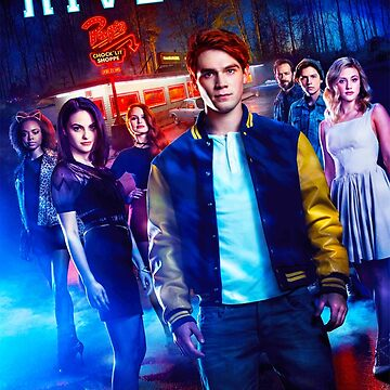RIVERDALE: squad by nazeli