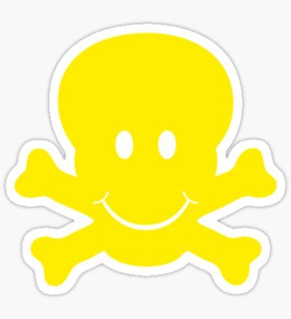 Skulley Sticker