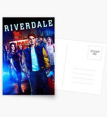 RIVERDALE: squad Postcards