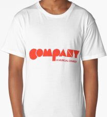 Stephen Sondheim's Company  Long T-Shirt