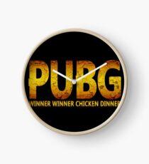PUBG - playerunknown's battlegrounds Clock