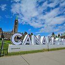 Confederation - Canada at 150 by John Schneider