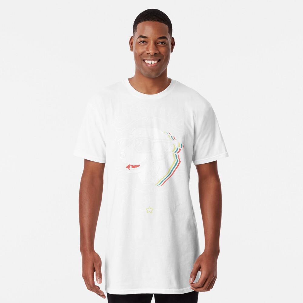 Camisa de perro Camiseta larga