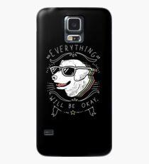 Dog Shirt Case/Skin for Samsung Galaxy