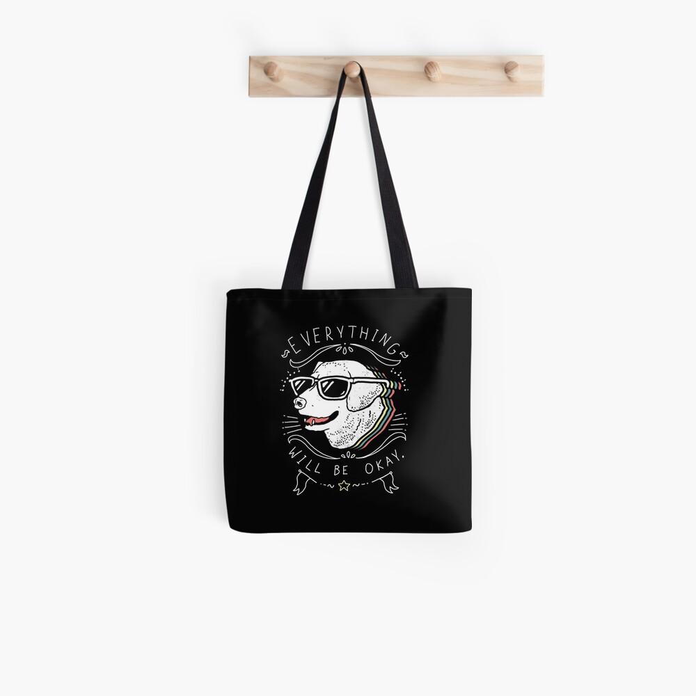 Dog Shirt Tote Bag