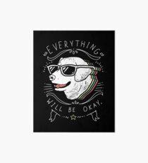 Dog Shirt Art Board