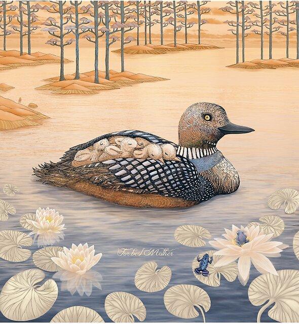 Mother Goose  by Ruta Dumalakaite