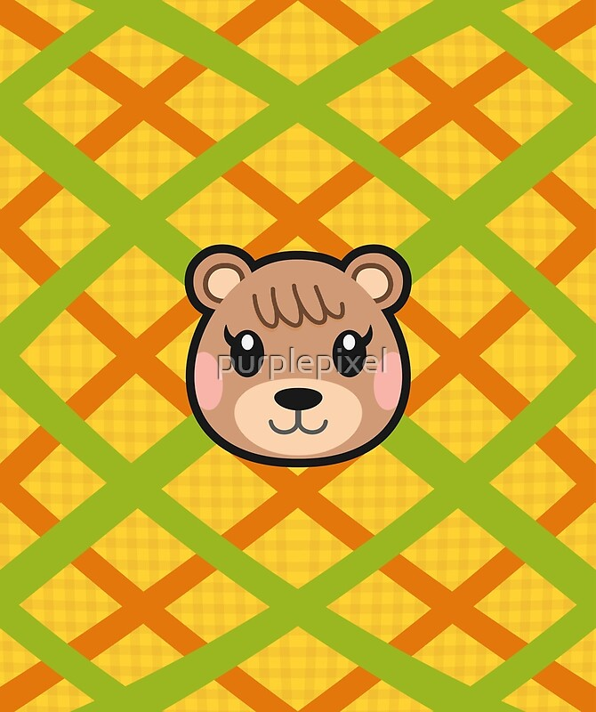 Quot Maple Animal Crossing Quot By Purplepixel Redbubble
