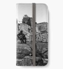 Guitarista iPhone Flip-Case/Hülle/Klebefolie