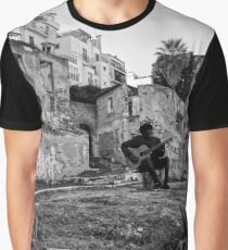 Guitarista Grafik T-Shirt