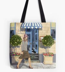 Cafe Limone Tote Bag