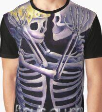 Et puis au pire on meurt Graphic T-Shirt