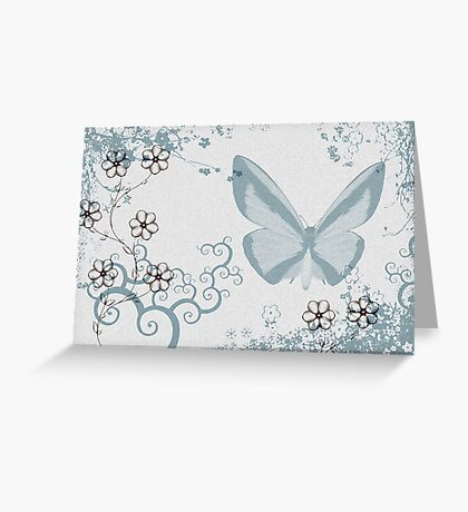 Wings in the Thicket Greeting Card
