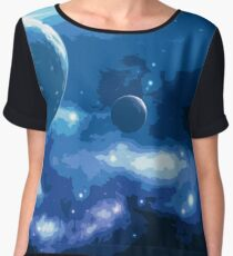 Stellaris - A view on the Universe Women's Chiffon Top