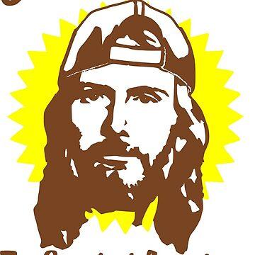 American Jesus by jcrickets