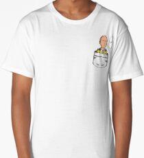 One Punch Man Saitama Long T-Shirt