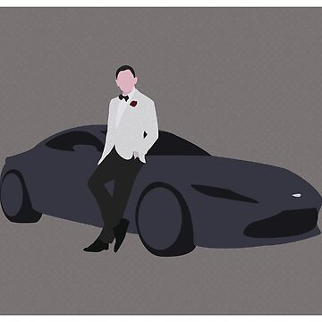 JAMES BOND by barneyrobble