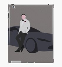 JAMES BOND iPad Case/Skin