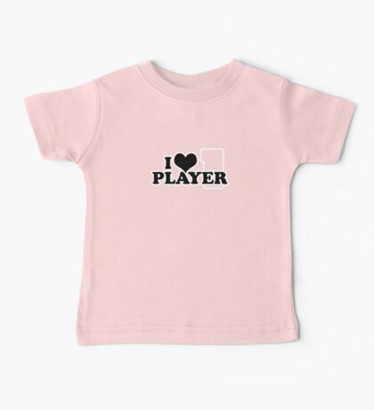 I Heart Player 1 (c) Kids Clothes