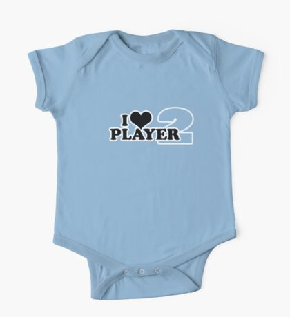 I Heart Player 2 (c) Kids Clothes
